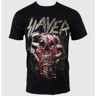 Herren T-Shirt Slayer - Skull Clench - EMI