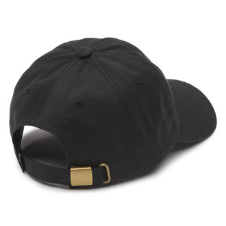 Cap VANS - BLOCK CURVED BILL - Schwarz, VANS