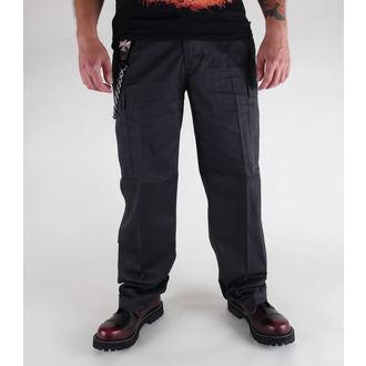 Herren Hose  BRANDIT - US Ranger Hose Black - 1006/2