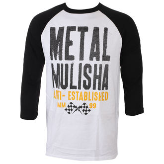 Herren T-Shirt Street - FIRST RAGLAN - METAL MULISHA, METAL MULISHA