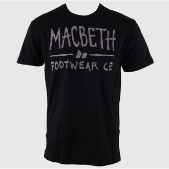 Herren T-Shirt MACBETH - Scribble, MACBETH