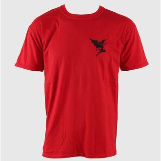 Herren T-Shirt Heaven & Hell - Flying Devil - PLASTIC HEAD