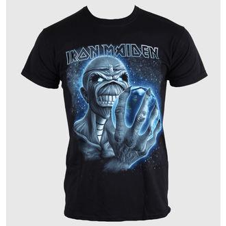 Herren T-Shirt Iron Maiden - A Different World - ROCK OFF, ROCK OFF, Iron Maiden