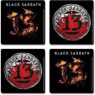 Bieruntersetzer Black Sabbath - 13 - ROCK OFF, ROCK OFF, Black Sabbath