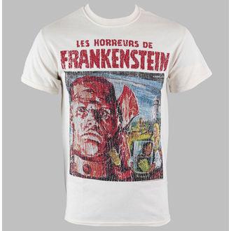 Herren T-Shirt Horror Of Frankenstein - PLASTIC HEAD, PLASTIC HEAD