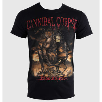 Herren T-Shirt Cannibal Corpse  - Blood - PLASTIC HEAD, PLASTIC HEAD, Cannibal Corpse