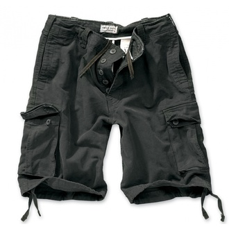 Herren Shorts   SURPLUS VINTAGE Short - Black, SURPLUS