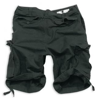 Herren Shorts   SURPLUS VINTAGE Short - Black, SURPLUS