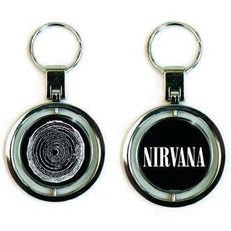 Schlüsselanhänger  Nirvana - Vestibule Spinner - ROCK OFF, ROCK OFF, Nirvana