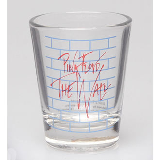 Schnapsglas  Pink Floyd - The Wall - CDV - GS-0008