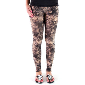 Damen Leggings LIQUOR BRAND, LIQUOR BRAND
