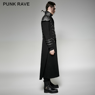 Herren Mantel PUNK RAVE - Daemon, PUNK RAVE