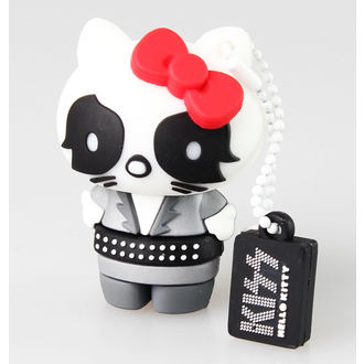 USB-Speicherstick 8GB (Anhänger ) KISS - HELLO KITTY - The Catman, HELLO KITTY, Kiss