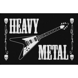 Fußmatte Heavy Metall - ROCKBITES, Rockbites
