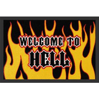 Fußmatte Welcome To Hell - ROCKBITES, Rockbites