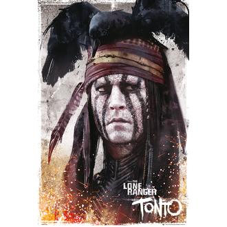 Poster Lone Ranger - Tonto - FP3022