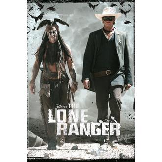 Poster Lone Ranger - Teaser, NNM