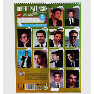 Kalender  2014 Robert Pattinson