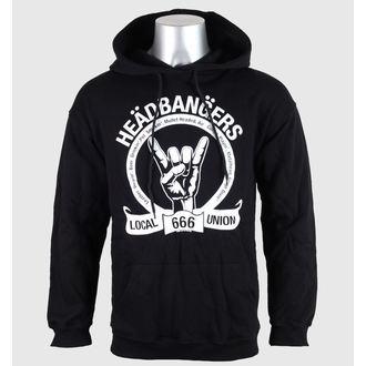 Herren Hoodie  RESTLESS - Headbangers, RESTLESS