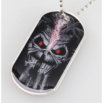 Dog Tag Iron Maiden - Eddie Candle Finger - RAZAMATAZ, RAZAMATAZ, Iron Maiden