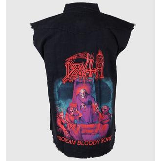 Herren Weste Death - Scream Bloody Gore - RAZAMATAZ, RAZAMATAZ, Death