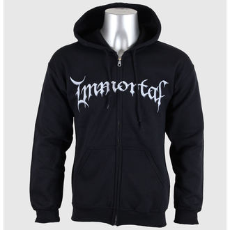 Herren Hoodie  Immortal - At The Heart Of Winter - RAZAMATAZ, RAZAMATAZ, Immortal