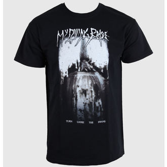 Herren T-Shirt My Dying Bride - Turn Loose The Swans - RAZAMATAZ