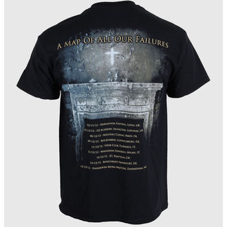 Herren T-Shirt My Dying Bride - A Map Of All Our Failures - RAZAMATAZ, RAZAMATAZ, My Dying Bride