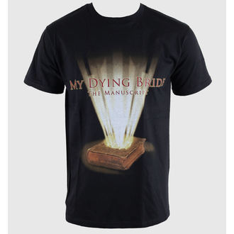 Herren T-Shirt My Dying Bride - Manuscript - RAZAMATAZ, RAZAMATAZ, My Dying Bride