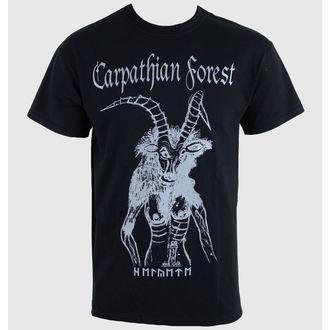 Herren T-Shirt Carpathian Forest - Inverted Cross - RAZAMATAZ, RAZAMATAZ, Carpathian Forest