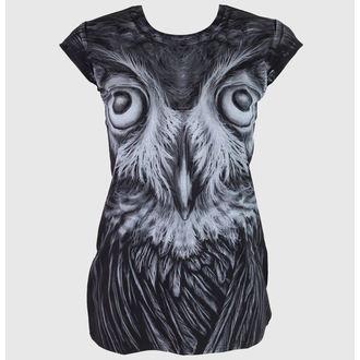 Damen T-Shirt  (Tunika) ALISTAR - Owl