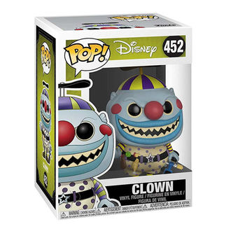 Figur Nightmare before Christmas - POP! - Clown, POP