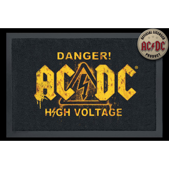 Fußmatte AC/DC - Danger - ROCKBITES, Rockbites, AC-DC