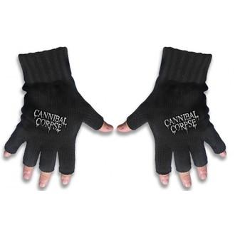 Halbfinger Handschuh Cannibal Corpse  - Logo - RAZAMATAZ, RAZAMATAZ, Cannibal Corpse