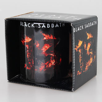 Keramiktasse  Black Sabbath - 13 - ROCK OFF, ROCK OFF, Black Sabbath