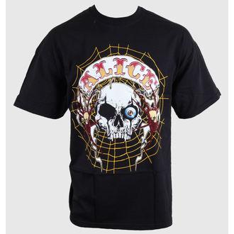 Herren T-Shirt   Alice Cooper - ROCK OFF, ROCK OFF, Alice Cooper