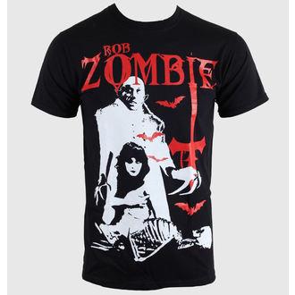 Herren T-Shirt   Rob Zombie - Nosferatu Pussy - ROCK OFF, ROCK OFF, Rob Zombie