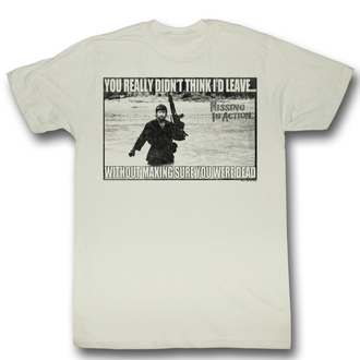 Herren T-Shirt Missing In Action - Necks - AC - MIA511