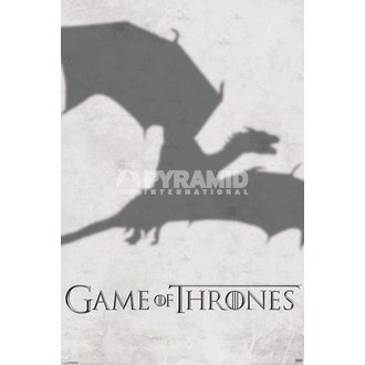 Poster Game Of Thrones  - Shadow - PYRAMID POSTERS - PP33070