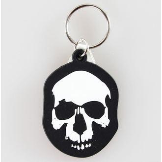 Schlüsselanhänger  Skull - Eroded - PYRAMID POSTERS, PYRAMID POSTERS