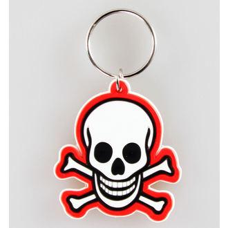 Schlüsselanhänger  Skull - N Bones Toxi - PYRAMID POSTERS, PYRAMID POSTERS
