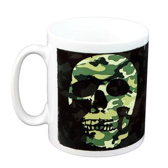 Keramiktasse  Skull - Camo - PYRAMID POSTERS, PYRAMID POSTERS