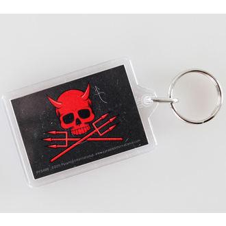 Schlüsselanhänger  Skullduggery - Devil - PYRAMID POSTERS, PYRAMID POSTERS
