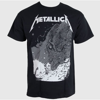 Herren T-Shirt   Metalllica - Phantom Lord - Black - LIVE NATION - RTMTL10621