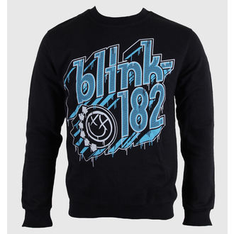 Herren Hoodie Blink 182 - Drip Type - LIVE NATION, LIVE NATION, Blink 182