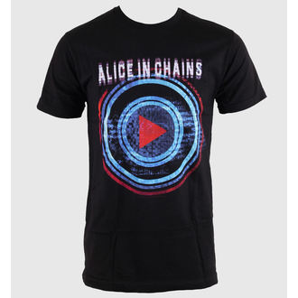 Herren T-Shirt   Alice In Chains - Played - Blk - BRAVADO, BRAVADO, Alice In Chains