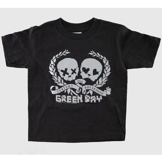 Kinder T-Shirt Green Day - Blk - BRAVADO, BRAVADO, Green Day