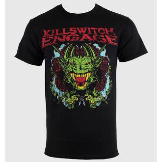 Herren T-Shirt   Killswitch Engage - Dragon - Black - BRAVADO, BRAVADO, Killswitch Engage