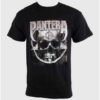 Herren T-Shirt   Pantera - Metall Skull - Blk - BRAVADO, BRAVADO, Pantera