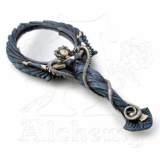 Handspiegel Alechemy Gothic - Black Angel Hand Mirror, ALCHEMY GOTHIC